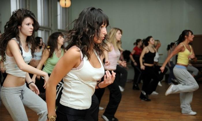 ArtInspired - Yorktown: $15 for 10 Dance and Fitness Classes at ArtInspired in Yorktown ($35 Value)