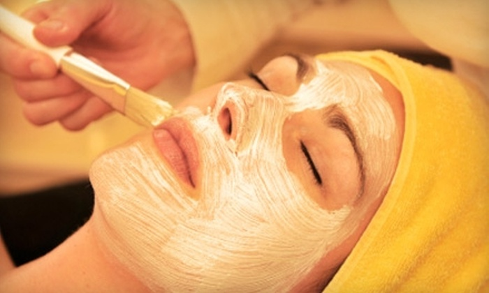 Trans4Mations Salon, Spa & Healthcare - Kennesaw: Facial or Massage at Trans4Mations Salon, Spa & Healthcare in Kennesaw