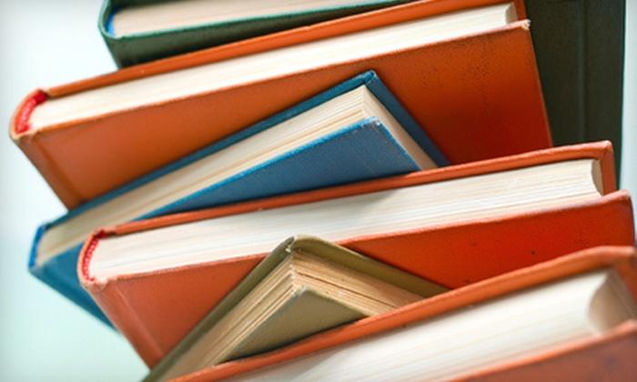 A Novel Idea Bookstore Toledo - Sylvania: $5 for $10 Worth of Books at A Novel Idea Used Bookstore