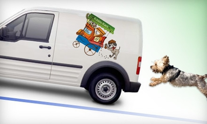 Kibble Kart - Louisville: $25 for $50 Worth of Pet Food with Free Home Delivery from Kibble Kart