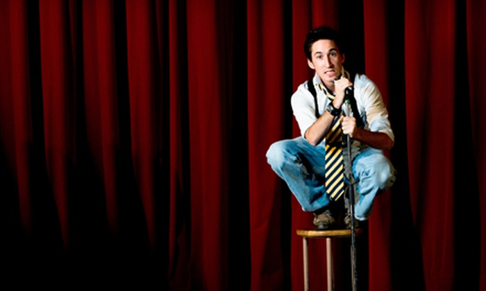 Time To Laugh Comedy Club - Downtown Kingston: Comedy Night for Two or Four at Time to Laugh Comedy Club (Up to 56% Off)