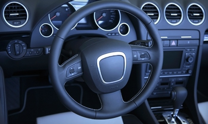 Ziebart - Multiple Locations: $99 for an Interior Auto Detailing at Ziebart