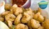 Up to 57% Off Meals at Frilly's Seafood Bayou Kitchen in Denton