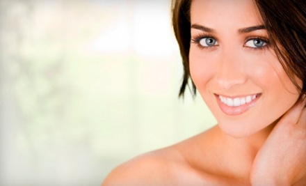 One Microdermabrasion Treatment (a $150 value) - Compliments at A Hilton Salon and Spa in Phoenix