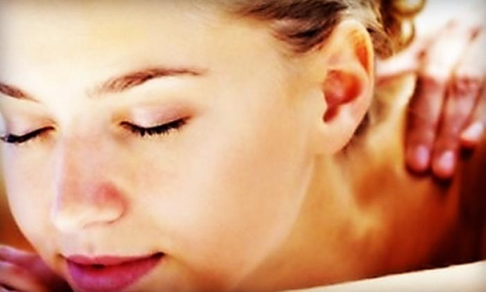 Sweet Serenity LLC - Windsor Locks: $30 for 60-Minute Massage ($60 Value), $25 for Mani-Pedi ($55 Value), or $15 for Basic Facial ($30 Value) at Sweet Serenity LLC