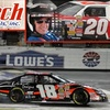 SpeedTech Auto Racing Schools - Fairfield: $160 for Eight Laps and Instruction in a NASCAR Nextel Cup Car at Richmond International Raceway on July 16 ($369 Value)