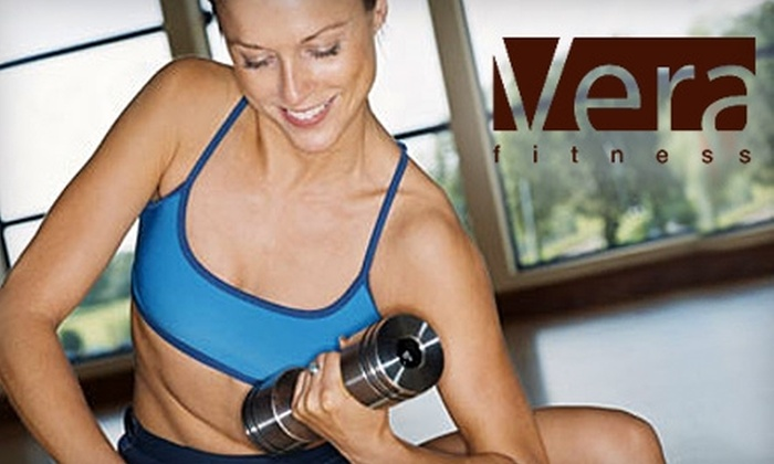 Vera Fitness - Multiple Locations: $30 for 30 Days of Unlimited Access to Group Classes at Vera Fitness