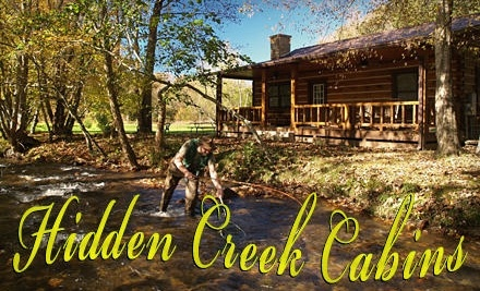 Hidden Creek Cabins - Hidden Creek Cabins in Bryson City