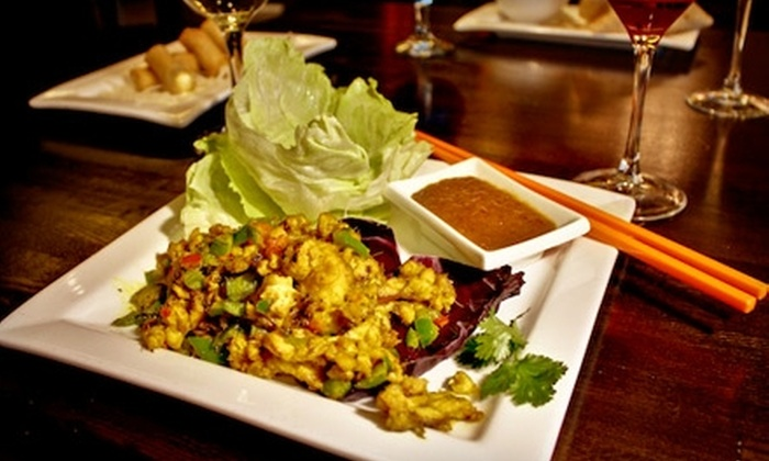 Penang Malaysian & Thai Cuisine - North Jersey: $10 for $20 Worth of Thai and Malaysian Fare and Drinks at Penang Malaysian & Thai Cuisine in Lodi