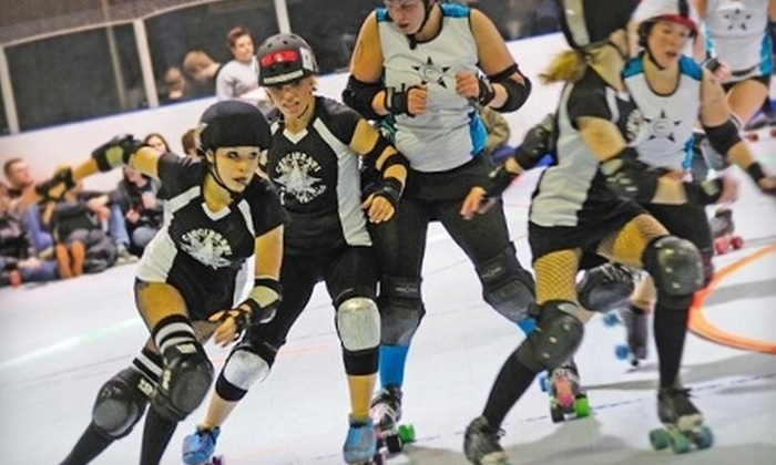 Cincinnati Rollergirls - Bond Hill: $12 for Two Cincinnati Rollergirls Roller-Derby Tickets (Up to $24 Value). Four Games Available.