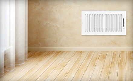 Cleaning of AC Blower and up to 10 Vents (a $315 value) - Absorb Total Cleaning & Restoration in