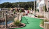 DUP Twin Brook Golf Center - Tinton Falls: $12 for a Round of Miniature Golf for Four People at Twin Brook Golf Center in Tinton Falls ($24 Value)