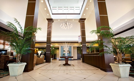 1-Night Stay for Up to Five in an Evolution Room with One King Bed or Two Queen Beds, Valid ThursdaySunday - Hilton Garden Inn Dulles North in Ashburn