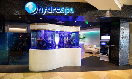 Up to 64% Off Spa Services at The HydroSpa