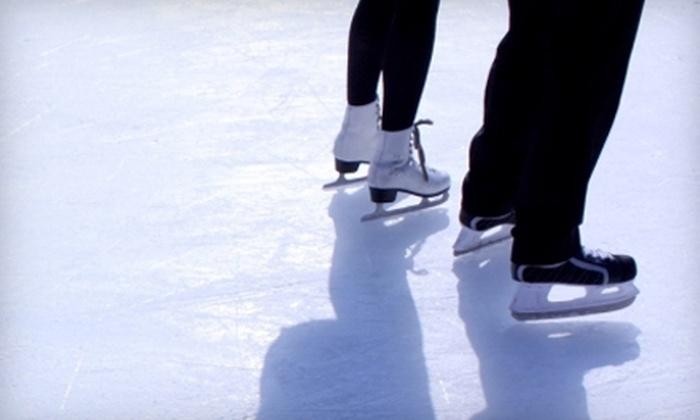 Arctic Edge Ice Arena - Northwest Oklahoma City: $49 for Summer Skate Pass at Arctic Edge Ice Arena ($99 Value)