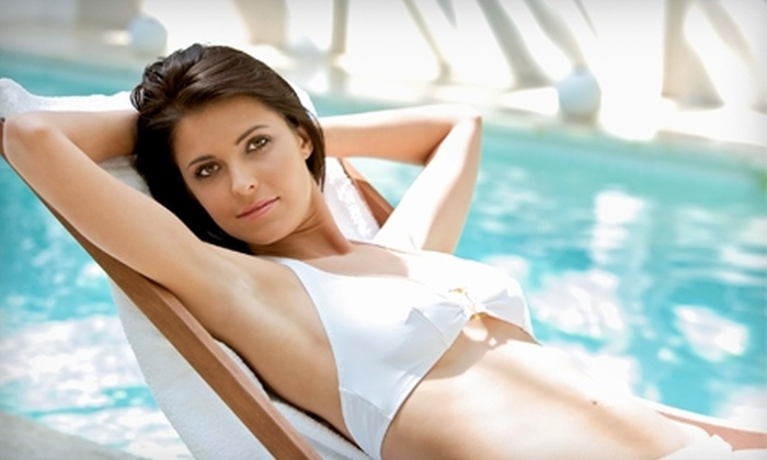 Glow Rescue - Downtown: $99 for Three Laser Hair-Removal Sessions at Glow Rescue (Up to $525 Value)