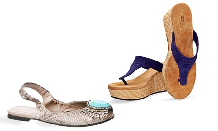 Head Over Heelz - Mooresville: $20 for $40 Worth of Women's Shoes, Apparel, and Accessories at Head Over Heelz in Mooresville