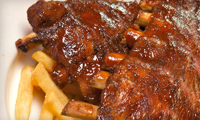 Firepit City Grill - Fort Myers: $20 for $40 Worth of Grilled Fare and Spirits at Firepit City Grill
