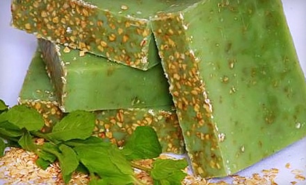 $10 Groupon to Slab Handcrafted Soap Company - Slab Handcrafted Soap Company in Salem