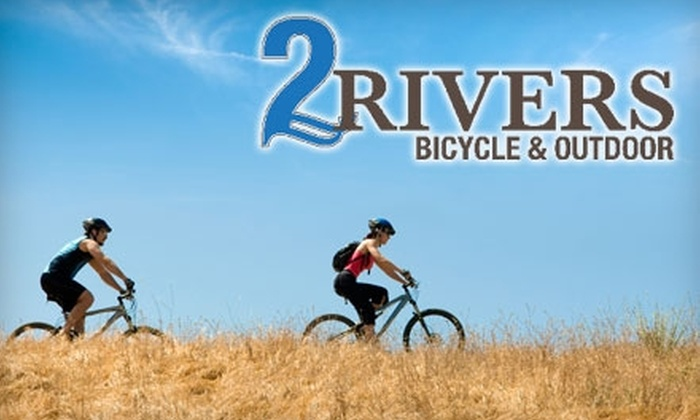 2 Rivers Bicycle and Outdoor - Fort Atkinson: $29 for an Advanced Tune-Up at 2 Rivers Bicycle and Outdoor