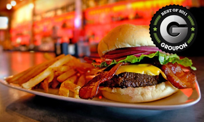Joe's Garage - Loring Park: $15 for $30 Worth of Upscale Bar Fare and Drinks at Joe's Garage