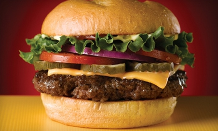 Smashburger - Multiple Locations: $6 for $12 worth of Burgers and More at Smashburger