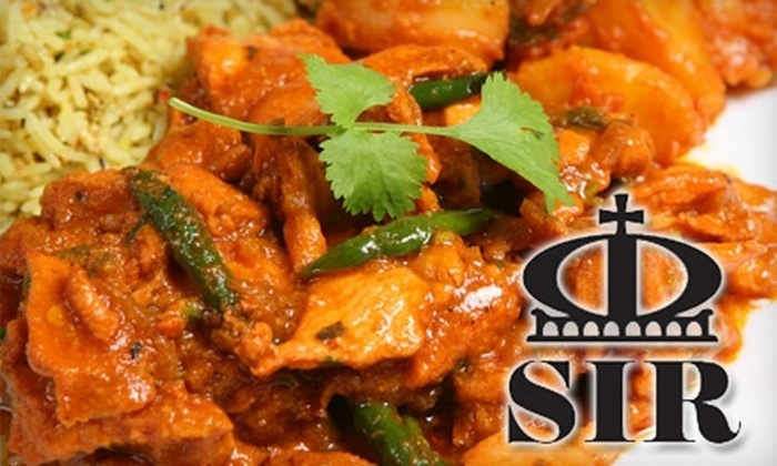Standard India Restaurant - Lakeview: $10 for $20 Worth of Indian Fare at Standard India Restaurant