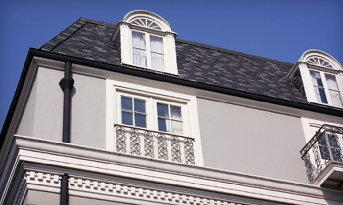 Global Coatings - Choctaw: Interior or Exterior Home Painting from Global Coatings (Up to 82% Off). Four Options Available.