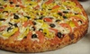 $10 for Casual Italian Fare at Benito's Pizza
