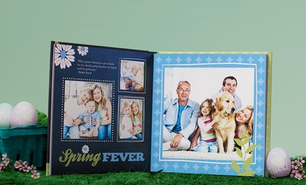 $15 for $50 Worth of Personalized Photo Books, Cards, and Calendars from Mixbook (Up to 70% Off)
