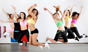 Zumba Fitness: 15 Zumba Classes or One Month of Unlimited Zumba Classes at Zumba Fitness (Up to 67% Off)