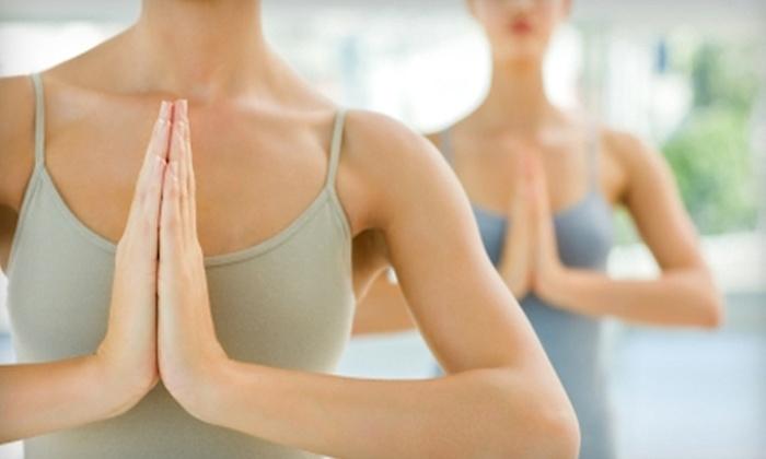 Kimberly's Yoga - Cumming: $18 for Three Yoga Classes at Kimberly's Yoga in Cumming ($36 Value)