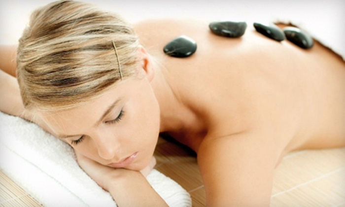 Bella Esthetique - Northwest Tampa: $30 for a 60-Minute Hot-Stone Massage at Bella Esthetique ($70 Value)