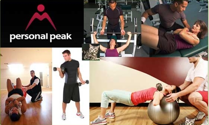 Personal Peak - Chicago: 2 Personal Trainer Sessions With Personal Peak