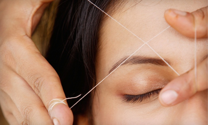 Yes!Brows Threading Studio - Burlington: Eyebrow or Full-Face Threading at Yes!Brows Threading Studio in Burlington