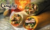 Camille's Sidewalk Café - Menomonee Falls: $7 for $14 Worth of Sandwiches, Wraps, and More at Camille's Sidewalk Café in Menomonee Falls