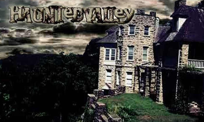 The Haunted Valley - Multiple Locations: $17 for Admission to The Eureka Butcher, Red's Corn Maze Massacre, and Farmer Bob's Haunted Hayride at The Haunted Valley in Eureka ($35 Value)