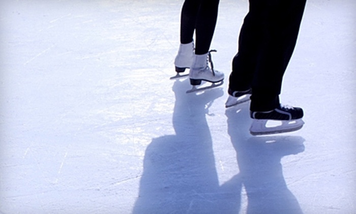 SkateQuest - Reston: $10 for Ice-Skating for Two (Up to $20 Value) or $20 for Ice-Skating for Four (Up to $40 Value) at SkateQuest in Reston