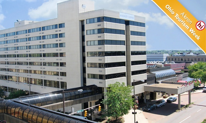 McKinley Grand Hotel - Canton, OH: One- or Two-Night Stay with Optional Football Hall of Fame Passes or Dining Credit at McKinley Grand Hotel in Canton, OH