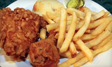 Meal for Two (a $19.80 value) - Honey's Kettle Fried Chicken in Culver City