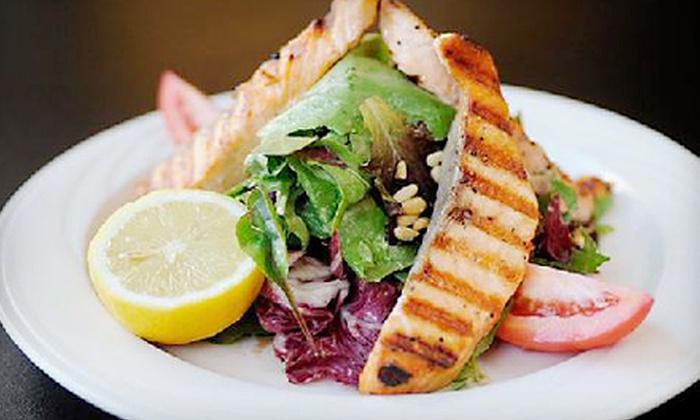 Vivoli Café and Trattoria - Multiple Locations: $20 for $40 Worth of Italian Cuisine at Vivoli Café and Trattoria