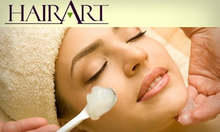 HairArt Day Spa - Dilworth: $30 for a 60-Minute Facial at HairArt Day Spa ($65 Value)