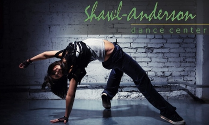 Shawl-Anderson Dance Center - Fairview Park: $24 for Four Dance Classes at Shawl-Anderson Dance Center ($50 Value)