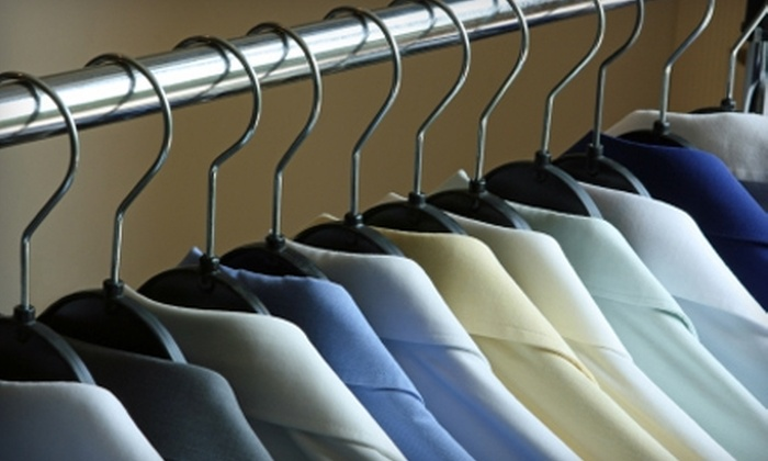 Paradise Cleaners - Cherry Creek: $50 for $100 Worth of Delivery Dry-Cleaning Services from Paradise Cleaners