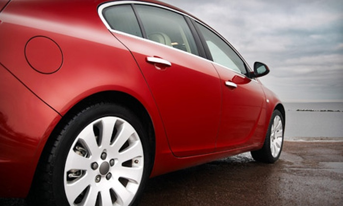 Detail Pros - Wayside Village: On-Location Express Auto Detail from Detail Pros (Half Off)