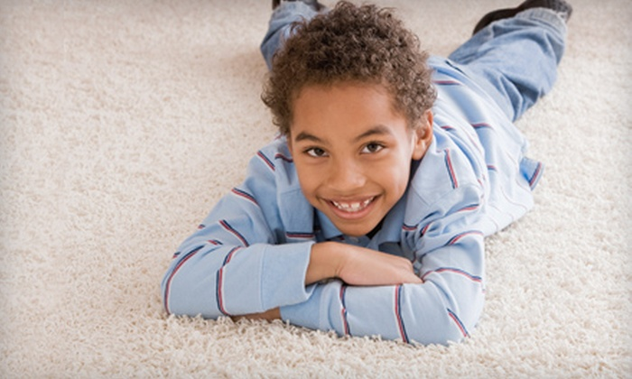 Green Cleaning Technologies - Downtown: Carpet Cleaning from Green Cleaning Technologies. Four Options Available.
