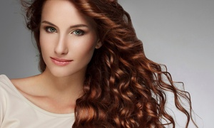 Scene Salon: Hair Makeover Package ($39) with Half Head Foils or Full Head Colour ($79) at Scene Salon (Up to $254 Value)