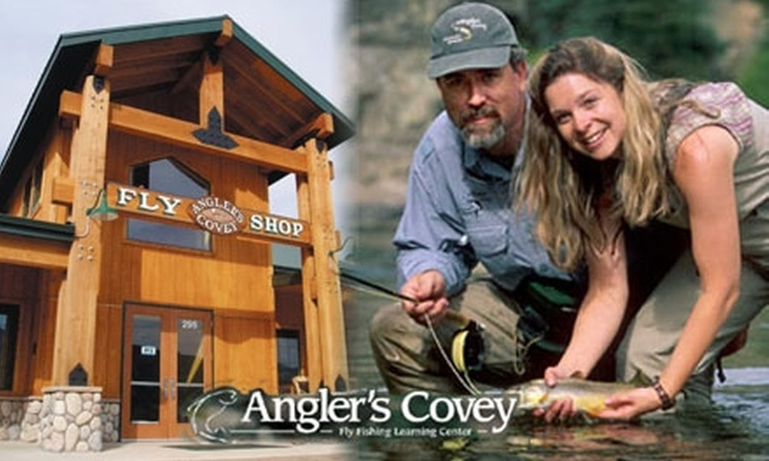 Angler's Covey - Old Colorado City: $10 for $25 Worth of Fly-Fishing Equipment and Outdoor Gear at Angler's Covey
