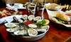 The Big Ketch - Buckhead Forest: Seafood Dinner with Appetizer, Entrees, and Drinks for Two or Four at The Big Ketch (Up to 61% Off)
