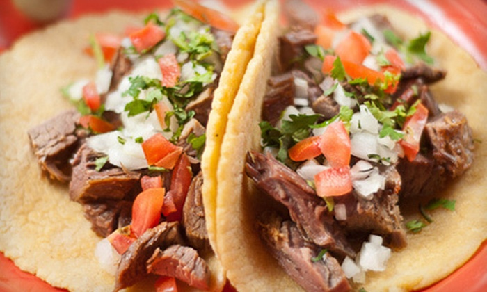 Beantown Taqueria - Area IV: $9 for Beantown or Tex-Mex Taco Meals with Soda for Two at Beantown Taqueria in Cambridge (Up to $19 Value)